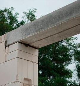betoninė sąrama